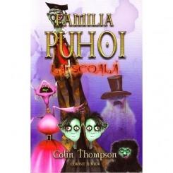 FAMILIA PUHOI LA SCOALA - COLIN THOMPSON