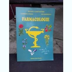 FARMACOLOGIE - MICHAELA CONSTANTINIDI