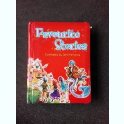 FAVOURITE STORIES (DOUA POVESTI IN LIMBA ENGLEZA, HANSEL SI GRETEL SI ALADIN)