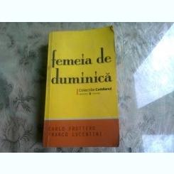 FEMEIA DE DUMINICA - CARLO FRUTTERO