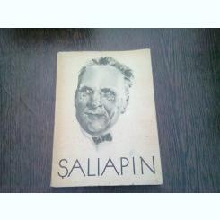 FEODOR ŞALIAPIN - LEV NIKULIN