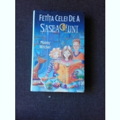 FETITA CELEI DE A SASEA LUNI - MOONY WITCHER