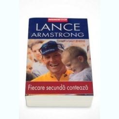 Fiecare secunda conteaza - Lance Armstrong impreuna cu Sally Jenkins