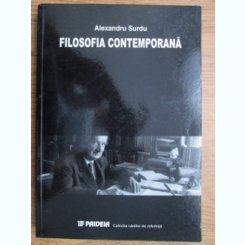 FILOSOFIA CONTEMPORANA - ALEXANDRU SURDU