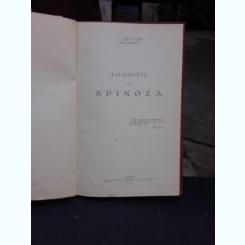 FILOSOFIA LUI SPINOZA - I. BRUCAR