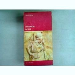 FILOZOFIA ARTEI - F.W.J. SCHELLING