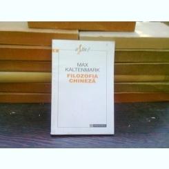 Filozofia chineza - Max Kaltenmark