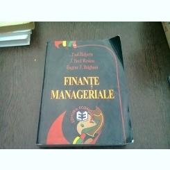 FINANTE MANAGERIALE - PAUL HALPERN