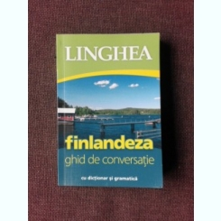 FINLANDEZA,  GHID DE CONVERSATIE LINGHEA