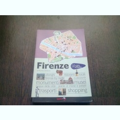 FIRENZE - RODOLFO GIBILTERRA  (GHID TURISTIC)