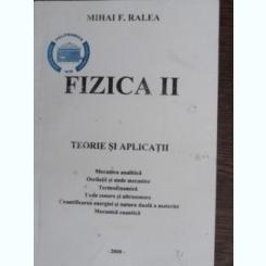 Fizica II - Mihai F. Ralea