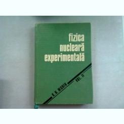 FIZICA NUCLEARA EXPERIMENTALA - K.N. MUHIN   VOL.II