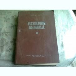 FIZIOLOGIE ANIMALA - DUMITRU I. ROSCA