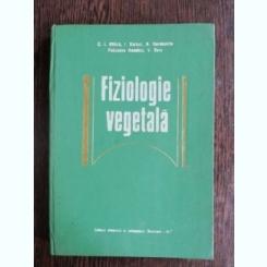 FIZIOLOGIE VEGETALA - C.I. MILIA /I .BARBAT