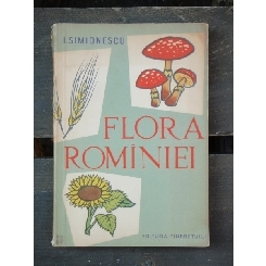 FLORA ROMANIEI - I. SIMIONESCU