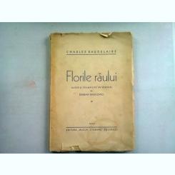 FLORILE RAULUI - CHARLES BAUDELAIRE
