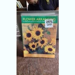 FLOWER ARRANGING - FIONA BARNETT  (ARANJAMENT FLORAL)