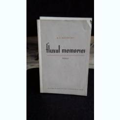 FLUXUL MEMORIEI - A.E. BACONSKY