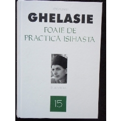 FOAIE DE PRACTICA ISIHASTA - GHELASIE