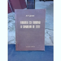 FORAREA CU TURBINA A SONDELOR DE TITEI - M.T. GUSMAN