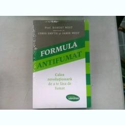 FORMULA ANTIFUMAT - ROBERT WEST