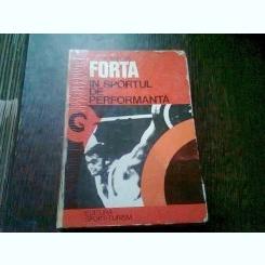 FORTA IN SPORTUL DE PERFORMANTA - LAZAR BAROGA