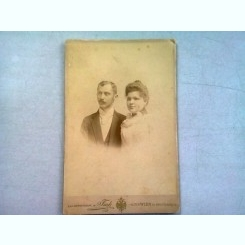 FOTOGRAFIE ANII 1900, REALIZATA DE TURK - VIENA