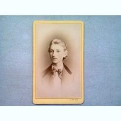 FOTOGRAFIE ANII 1900, REALIZATA LA PRAGA DE J. TOMAS