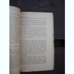 FRANC MASONERIA VOL. I, CORNELIU ZASLOTI, LUGOJ 1934,CU DEDICATIE