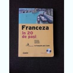 FRANCEZA IN 20 DE PASI - DOINA GROZA  (NU CONTINE CD)