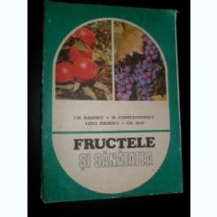 FRUCTELE SI SANATATEA - GHEORGHE BADESCU