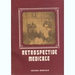 G. Bratescu, Retrospective medicale