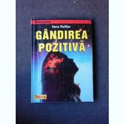 GANDIREA POZITIVA - VERA PEIFFER