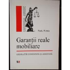 GARANTII REALE MOBILIARE - RADU RIZOIU