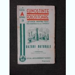 GAZURI NATURALE - I. SIMIONESCU