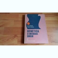 GENETICA SI AMELIORAREA SUINELOR-LIVIU BERIS-MARIA STOICIA