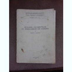 Geologia zacamintelor de hidrocarburi din Romania - Dumitru Paraschiv