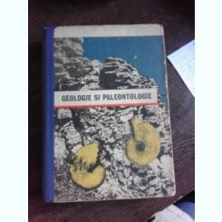 GEOLOGIE SI PALEONTOLOGIE - NICOLAE ST. MIHAILESCU