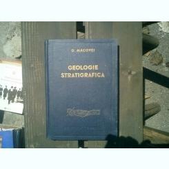 Geologie stratificata - G. Macovei