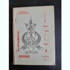 Geometria pasiunii, volum omagial dedicat zilei femeii, martie 1980