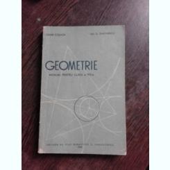 GEOMETRIE, MANUAL PENTRU CLASA VIII-A - CEZAR COSNITA