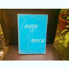 GEORGE ENESCU - MIRCEA VOICANA