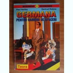 GERMANA PENTRU OAMENII DE AFACERI - PAUL HARTLEY