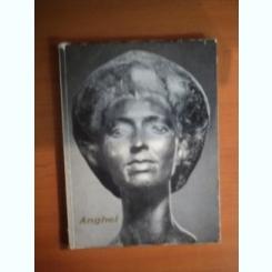 GH. D. ANGHEL TEXT DE PETRE COMARNESCU , BUCURESTI 1966