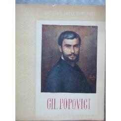 GH. POPOVICI - MAESTRII ARTEI ROMANESTI