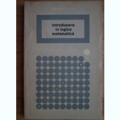 Gheorghe Enescu - Introducere in logica matematica