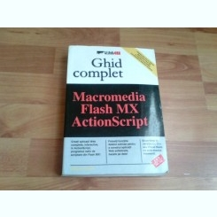 GHID COMPLET-MACROMEDIA FLASH MX ACTIONSCRIPT-WILLIAMR. SANDERS