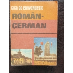 GHID DE CONVERSATIE ROMAN GERMAN