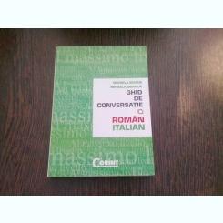 GHID DE CONVERSATIE ROMAN ITALIAN - MIHAELA SUHAN