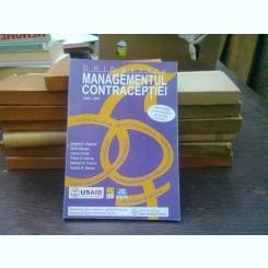 Ghid pentru managementul contraceptiei - Robert A. Hatcher